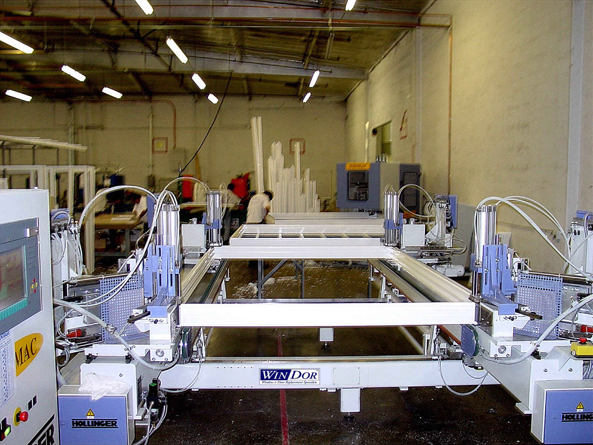 Win Dor Factory Tour Replacement Windows And Doors By