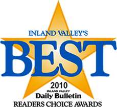 Inland Valley's Best of Reader's Choice Awards 2010