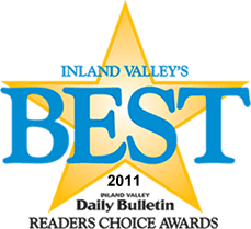 Inland Valley's Best of Reader's Choice Awards 2011