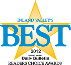 Inland Valley's Best of Reader's Choice Awards 2012