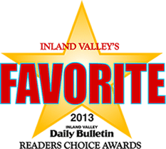 Inland Valley's Best of Reader's Choice Awards 2013