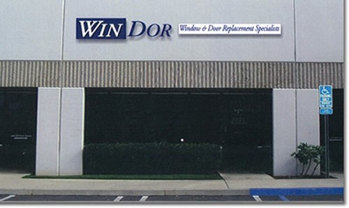 Replacement Windows in Irvine, CA - Win-Dor South County