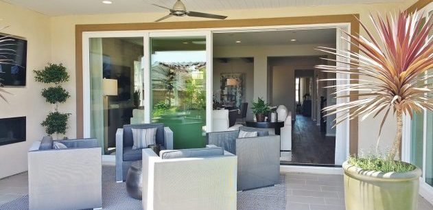 Multi-Slide Patio Doors