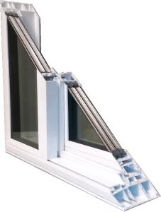Win-Dor Ultimate 4000 Series Vinyl Window Replacement System