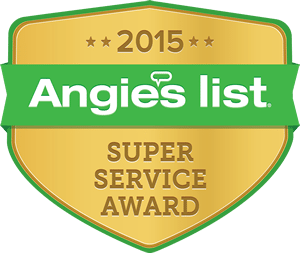 Angies List Super Service Award 2006-2015