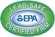 EPA Lead Safe Certified Firm Logo