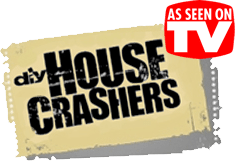 House Crashers as Seen on TV Logo