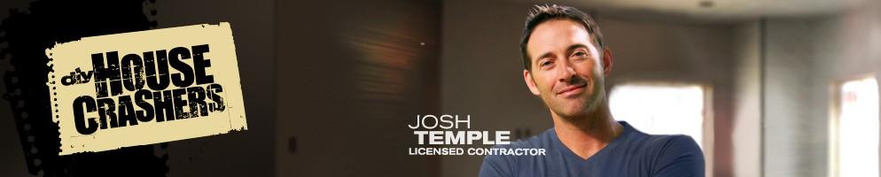 Josh Temple of House Crashers and Win-Dor Windows