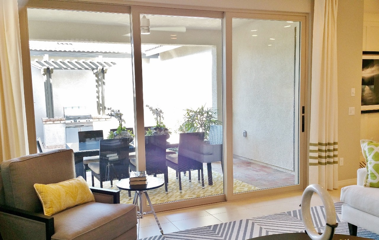 Multi Slide Doors By Windor Vinyl Replacement Windows