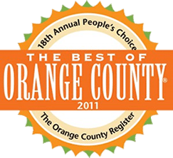 OC Register Best of OC Award 2011