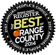 OC Register Best of OC Award 2014